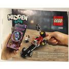 LEGO Drag Racer Set 40408 Instructions