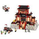LEGO Dragon Fortress Set 7419
