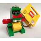 LEGO Dragon Key Chain (850978)