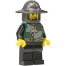 LEGO Dragon Knight, Helmet with Broad Brim, Missing Tooth Chess Pawn Castle Minifigure