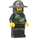 LEGO Dragon Knight with Black Helmet Minifigure