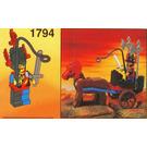 LEGO Dragon Master Chariot Set 1794