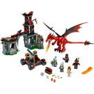 LEGO Dragon Mountain Set 70403