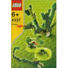 LEGO Dragon Pod  Set 4337