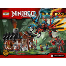 LEGO Dragon's Forge Set 70627 Instructions