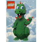 LEGO Dragon Set 3724