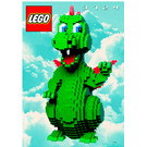 LEGO Dragon Set 3724 Instructions