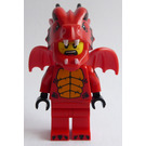 LEGO Dragon Suit Guy Minifigure