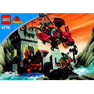 LEGO Dragon Tower Set 4776 Instructions