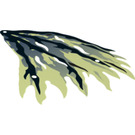 LEGO Dragon Wing 182 x 154mm Left (21747)