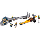 LEGO Dragster Transporter Set 60151