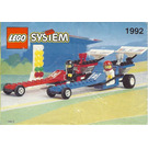 LEGO Dragsters Set 1992