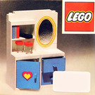 LEGO Dressing Table with Mirror Set 272