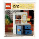 LEGO Dressing Table with Mirror Set 272 Instructions