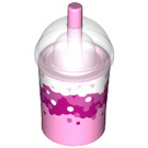 LEGO Drink Cup with Decoration (34707)