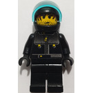 LEGO Driver Actor with Black Helmet Minifigure