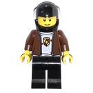 LEGO Driver with Porsche Shirt Minifigure