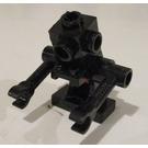 LEGO Droid Blacktron Robot Minifigure