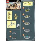 LEGO Droid Escape Set 7106 Instructions