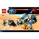 LEGO Droid Escape Set 9490 Instructions