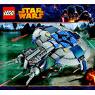 LEGO Droid Gunship Set 75042 Instructions