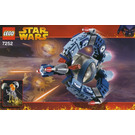 LEGO Droid Tri-Fighter Set 7252