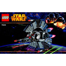 LEGO Droid Tri-Fighter Set 75044 Instructions