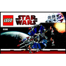 LEGO Droid Tri-Fighter Set 8086 Instructions