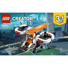 LEGO Drone Explorer Set 31071 Instructions