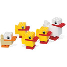 LEGO Duck with Ducklings Set 40030