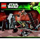 LEGO Duel on Geonosis Set 75017 Instructions