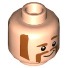 LEGO Duke Caboom Plain Head (Recessed Solid Stud) (50149)