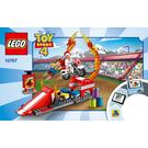 LEGO Duke Caboom's Stunt Show Set 10767 Instructions
