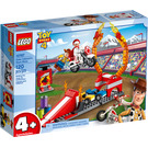 LEGO Duke Caboom's Stunt Show Set 10767 Packaging