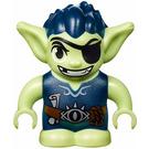 LEGO Dukelin Goblin Minifigure