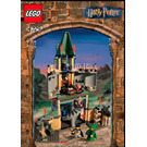 LEGO Dumbledore's Office Set 4729 Instructions