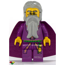 LEGO Dumbledore with Purple Cape Minifigure