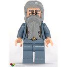 LEGO Dumbledore with Sand Blue Outfit Minifigure