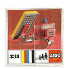 LEGO Dump Truck Set 331 Instructions