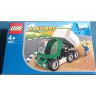 LEGO Dump Truck Set 4653 Packaging