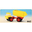 LEGO Dump Truck Set 662