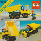LEGO Dump Truck Set 6648-2