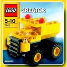 LEGO Dump Truck Set 7603