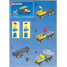 LEGO Dumper Set 6447 Instructions