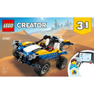 LEGO Dune Buggy Set 31087 Instructions