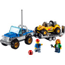 LEGO Dune Buggy Trailer Set 60082