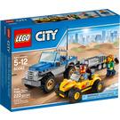 LEGO Dune Buggy Trailer Set 60082 Packaging