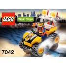 LEGO Dune Patrol Set 7042
