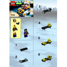 LEGO Dune Patrol Set 7042 Instructions