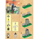 LEGO Dungeon Set 4817 Instructions